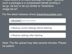 Dreambox 900UHD Password - DM900UHD - Newnigma²