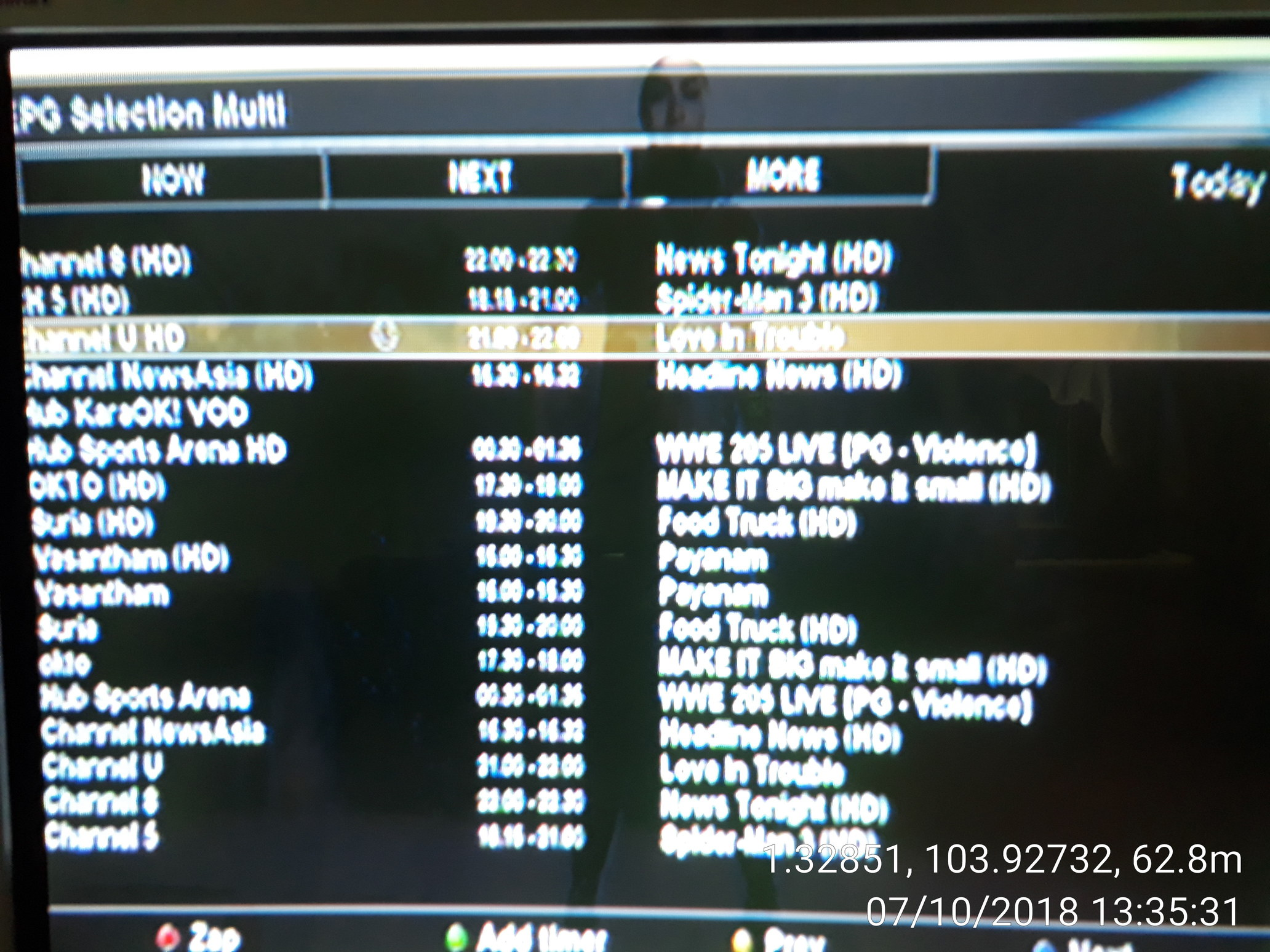 Series Title Appear In Funny Symbols In Epg Dm7020hd Newnigma